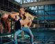 Nick Jonas gets a lap dance in Levels music video